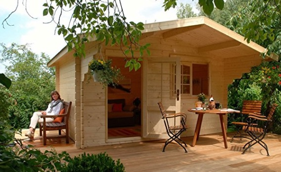 Allwood Kit Cabin Lillevilla Escape -$4,290