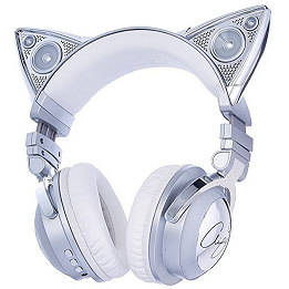 Wireless Bluetooth Cat Ear Headphones – $111.98