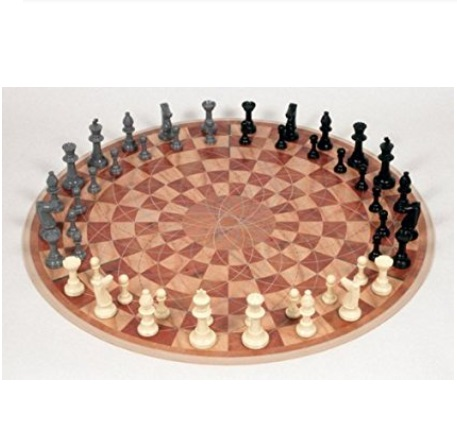 3 Man Chess – $49.95