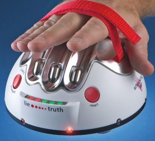 Shocking Lie Detector – $15.69