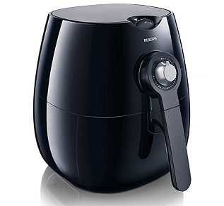 Philips Airfryer, Fry Healthy with 75% Less Fat – $177.59
